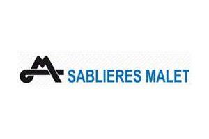 LOGO SABLIERES MALET