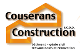 logo COUERANS CONSTRUCTION
