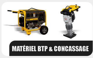 Ges location matériel BTP et Concassage